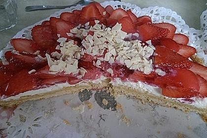Erdbeer - Mascarpone - Kuchen 36