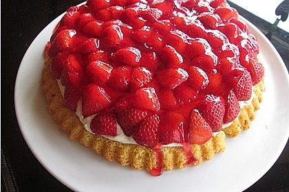 Erdbeer - Mascarpone - Kuchen 39