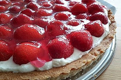 Erdbeer - Mascarpone - Kuchen 24