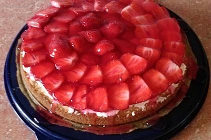 Erdbeer - Mascarpone - Kuchen 25