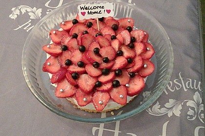 Erdbeer - Mascarpone - Kuchen 7