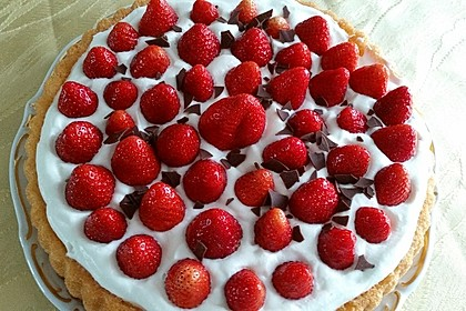 Erdbeer - Mascarpone - Kuchen 4