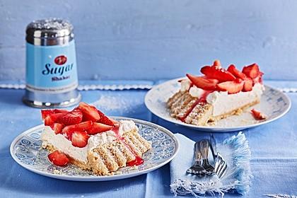 Erdbeer - Mascarpone - Kuchen 16