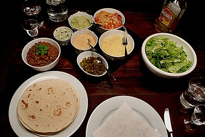 Mexicanische Tortillas 2