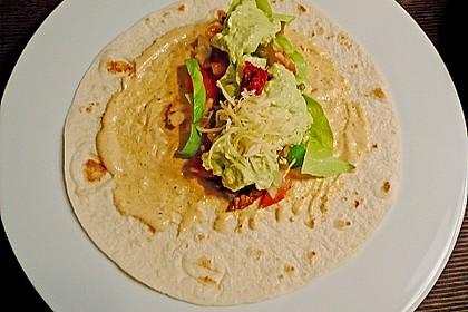 Mexicanische Tortillas 1