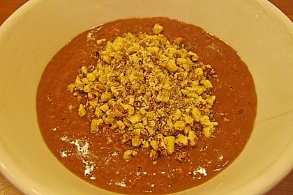 Schoko - Bananen - Porridge 3