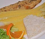 Orangen - Vanille - Hollandaise (Bild)