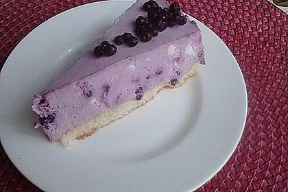 Heidelbeer - Torte 3
