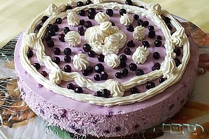 Heidelbeer - Torte 5
