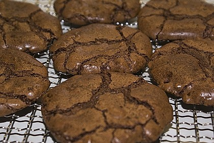 Chewy Chocolate Cookies 3