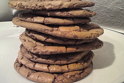 Chewy Chocolate Cookies 7