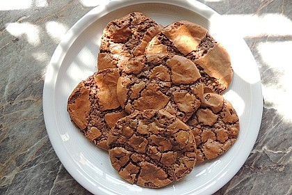 Chewy Chocolate Cookies 4