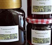 Schwarwälder Tannenwipfeles - Honig (Bild)
