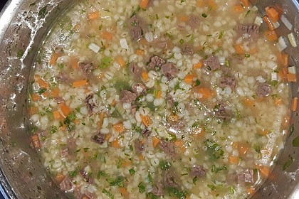 Graupensuppe 19