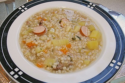 Graupensuppe 3