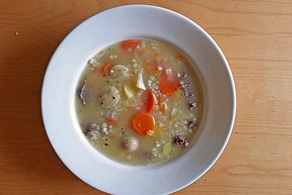 Graupensuppe 28
