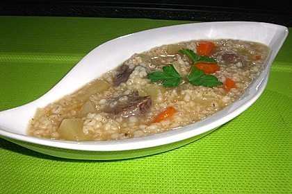 Graupensuppe 14