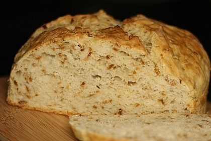 Buttermilch - Zwiebelbrot 1