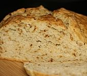 Buttermilch - Zwiebelbrot (Bild)