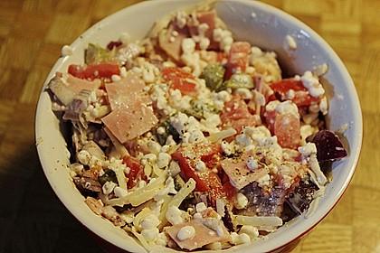Hütten - Salat 1