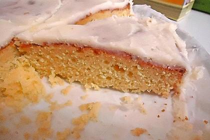 Standard Victoria Sponge Cake