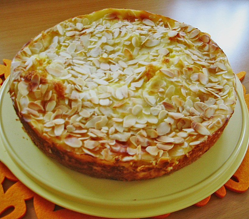 Pfirsich Schmand Kuchen Von Fressbackchen Chefkoch De