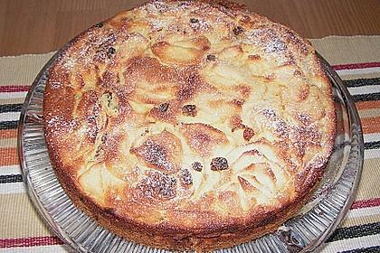Schweizer Apfelkuchen 16