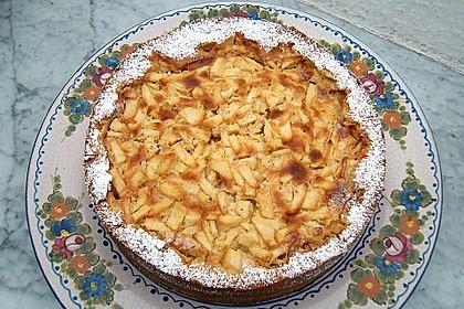 Schweizer Apfelkuchen 18