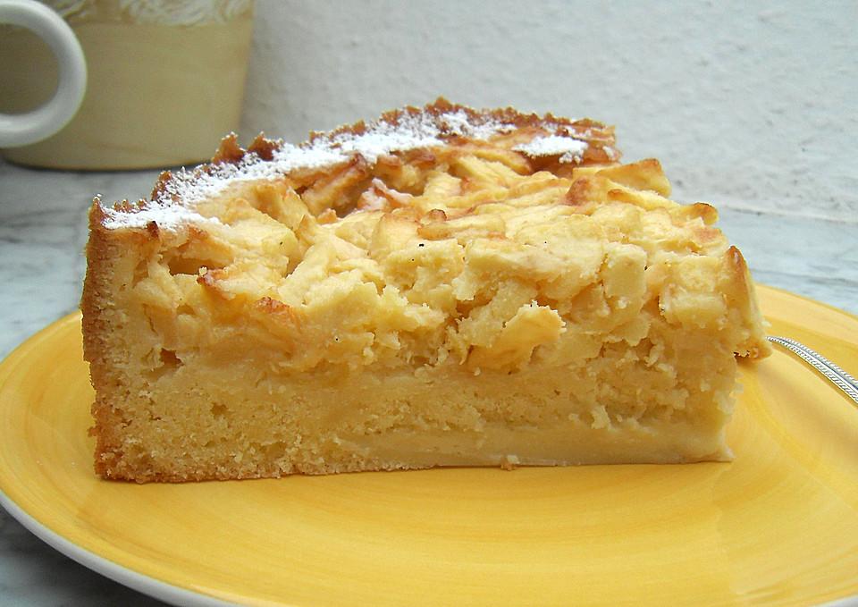 Schweizer Apfelkuchen Von Die Krumel Chefkoch De