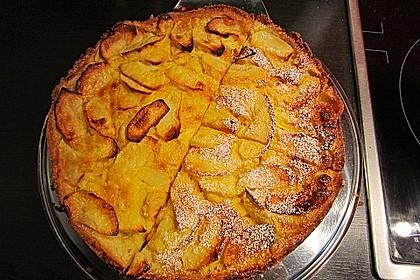 Schweizer Apfelkuchen 43