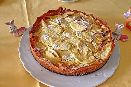 Schweizer Apfelkuchen 5