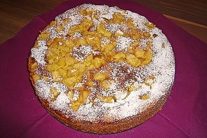 Schweizer Apfelkuchen 10