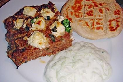 Hackfleischkuchen Greek Style 1