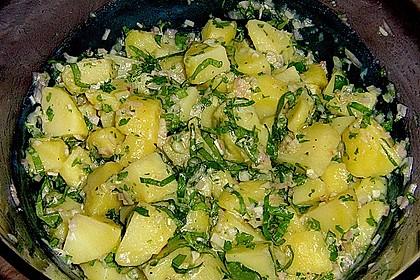 Kartoffelsalat in Zitronensauce 1