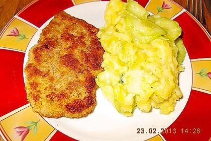 Kartoffelsalat in Zitronensauce 12