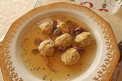 Geflügel-Kräuter-Klößchen 3