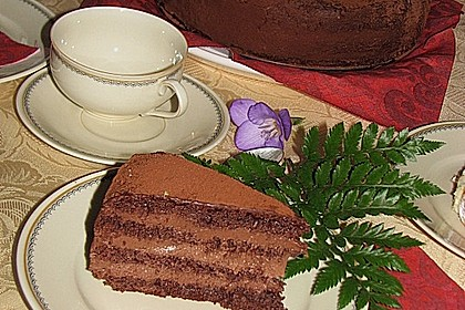 Schokoladentorte Maharani 2