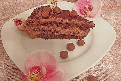 Schokoladentorte Maharani 1