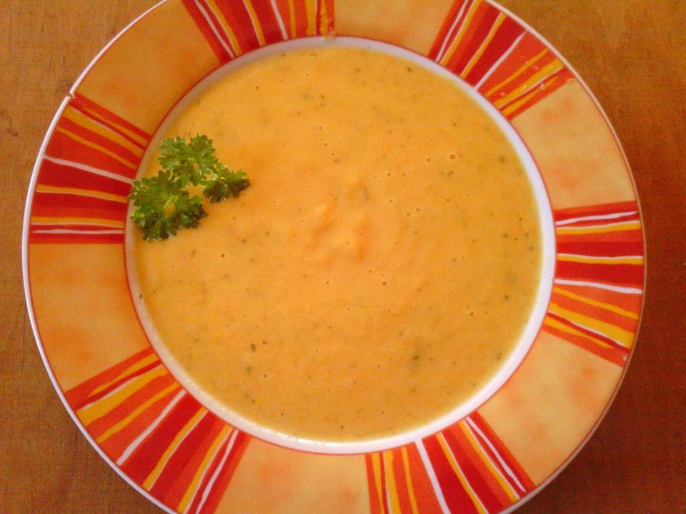 Kartoffel Karotten Suppe Von Sille77 Chefkoch