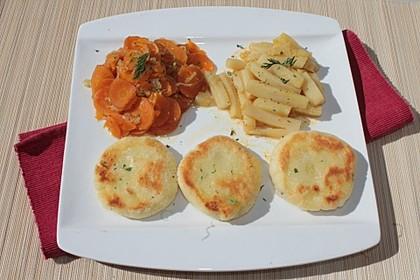 Orientalische Pastinaken 8
