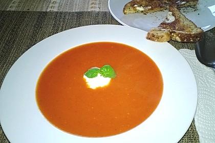 Frische Tomatensuppe 19