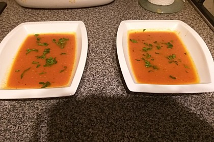 Frische Tomatensuppe 50
