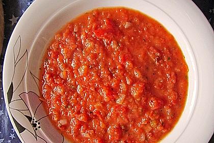 Frische Tomatensuppe 37
