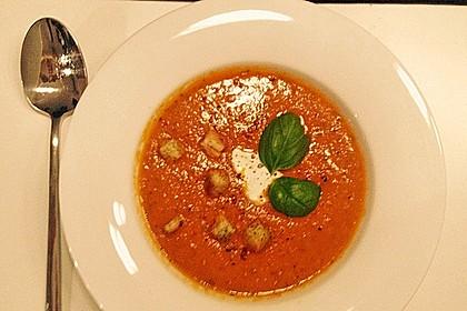 Frische Tomatensuppe 36