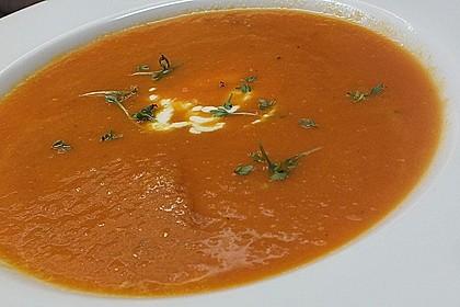 Frische Tomatensuppe 22