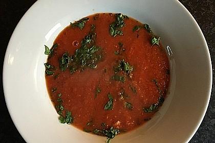 Frische Tomatensuppe 45