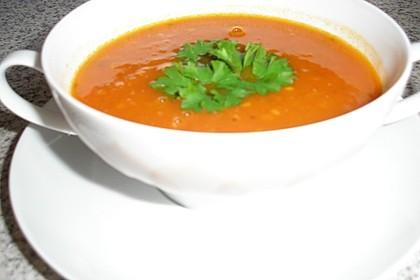 Frische Tomatensuppe 33