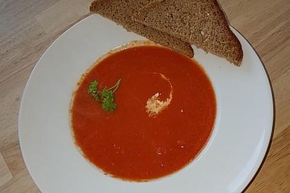 Frische Tomatensuppe 23