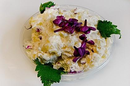 Kräuterjules Kräuterblüten - Obatzter nach Art des Hauses