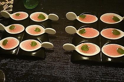 Melonenkaviar oder Gurkenkaviar 1